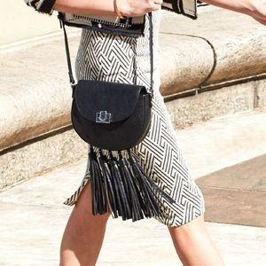 NINE WEST Shoulder Bag With Tassels
